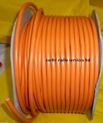 10 MTS ARTIC cable 3 CORE MAINS CABLE 1.5mm USED IN LOW TEMPERATURES EXTENSIONS